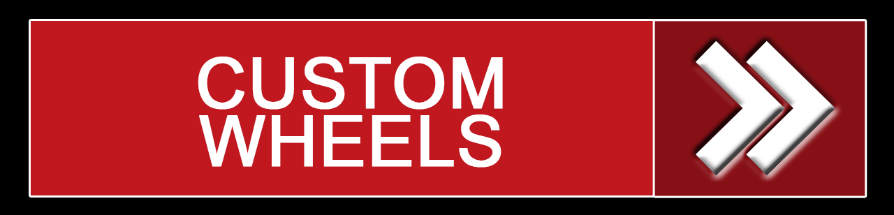 Custom Wheels Available at Ron Gordon's Tire Pros!